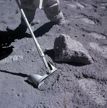 尘封47年的月球岩石,终于打开了